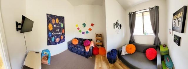 Kids-Room-Angels-Landing-Port-Angeles-Washington-Vacation-Home